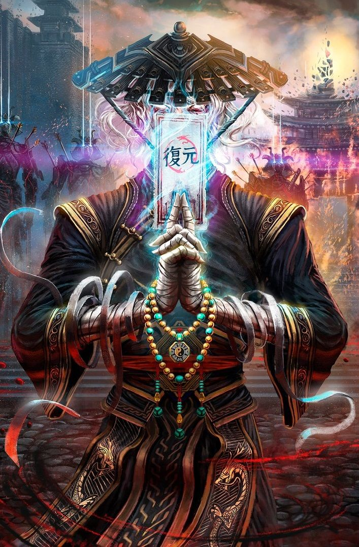 Ученик карты / Card Follower